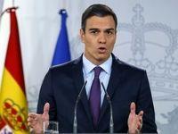 اسپانیا به مدت 15روز حالت فوقالعاده اعلام کرد