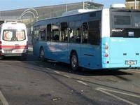 قتل عام مردم شهر توسط راننده اتوبوس