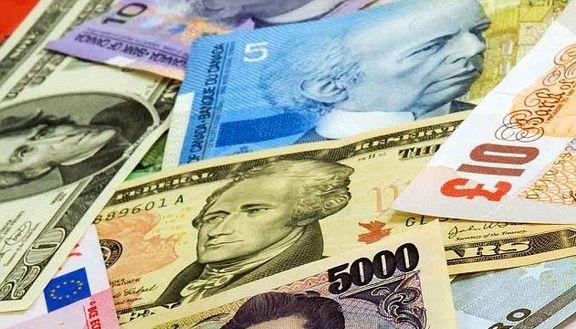 روبل و لیره پیشتاز سود در بازار ارز