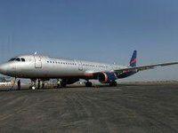 جوانترین هواپیمای ایرباس کشور به کیش ایر پیوست