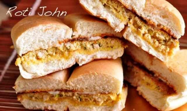 مشهورترین ساندویچه