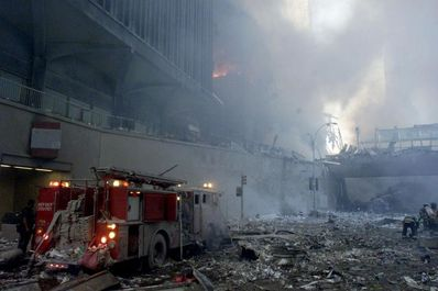 Defining images from the 9/11 attacks