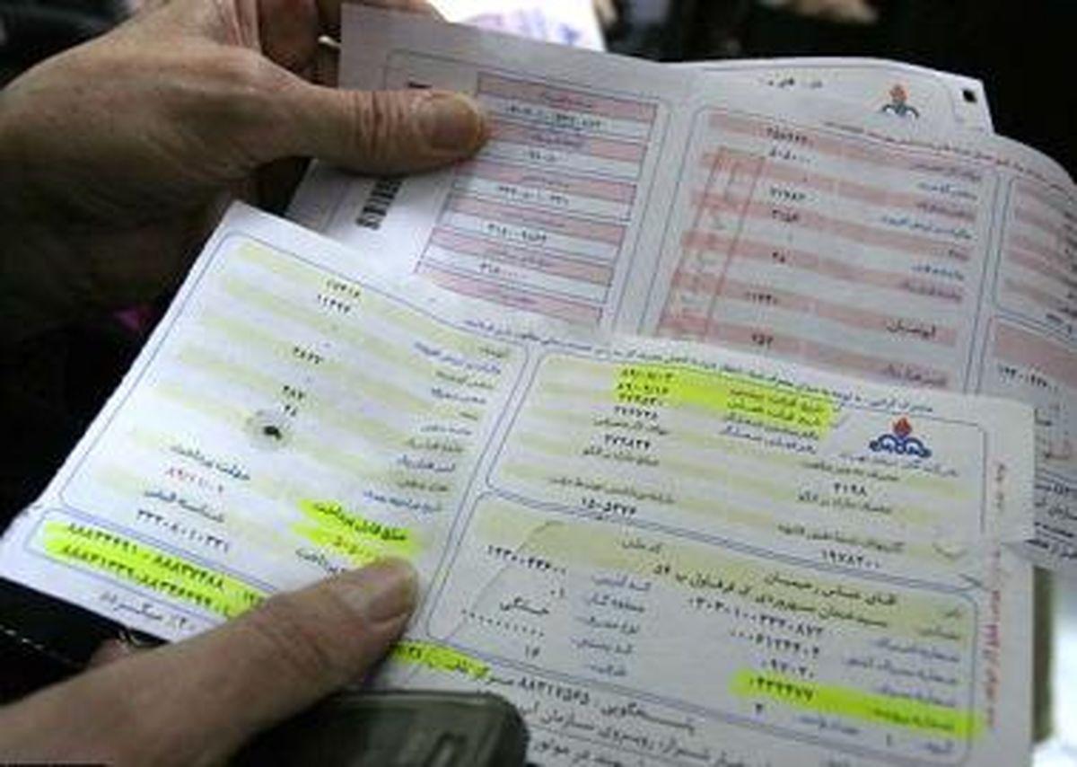 اخذ ۲۰۰تومان از مشترکین گاز برای بیمه مشترکان