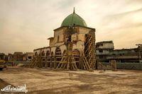 یونسکو مسئولیت بازسازی مسجد عراق را به عهده گرفت +عکس
