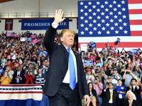 ترامپ: من این انتخابات را بردهام