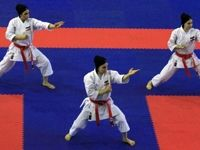 کاتای تیمی زنان ایران به فینال رسید
