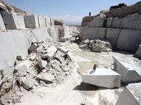 بازار سنگ در چنگ رقبای خارجی