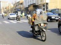 آلایندگی موتورسیکلتها ۶ برابر خودروها