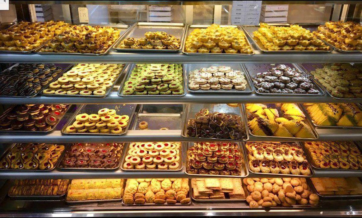 قیمت شیرینی شب عید اعلام شد
