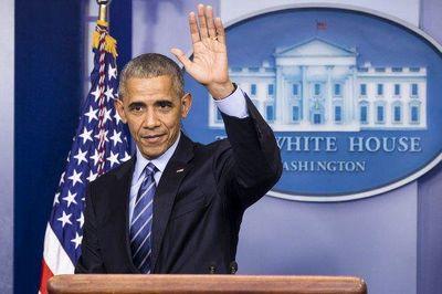 اوباما: کاخ سفید، کار و کاسبی خانوادگی نیست