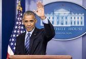 اوباما بالاترین میزان محبوبیتش را تجربه کرد
