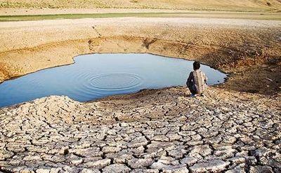 آژیر قرمز برای بحران آب