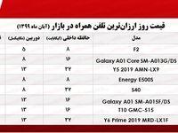 ارزانترین موبایلهای بازار  +جـدول