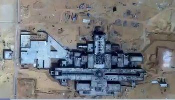 جزئیاتی از ساخت کاخ مجلل رئیس جمهور مصر +فیلم