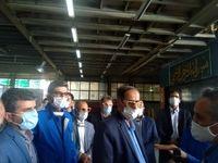 خطوط تولید تا نمایشگاه خودکفایی، مسیر بازدید نمایندگان مجلس شورای اسلامی از ایران خودرو