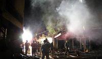 مشخص شدن علت انفجار کلینیک سینا