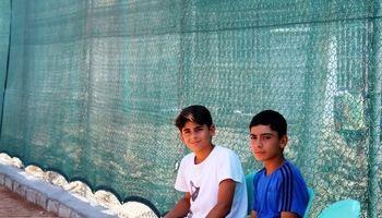 مسابقات تنیس قهرمانی کشور +تصاویر