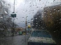 بارش باران در ۱۲استان کشور