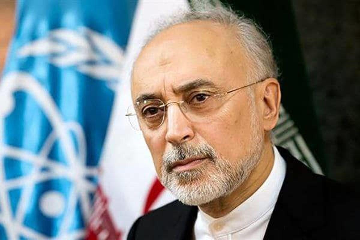صالحی دستیابی ایران به غنیسازی ۶۰درصدی را تایید کرد