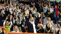 تلاش برای ورود زنان به استادیوم، گسسته اما پیوسته