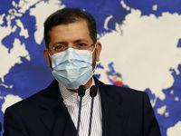 خطیبزاده: پولی از ایران در چین بلوکه نیست