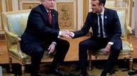 درخواست ضد ایرانی ترامپ در دیدار با ماکرون