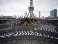 وضعیت عجیب در شهرهای چین +عکس