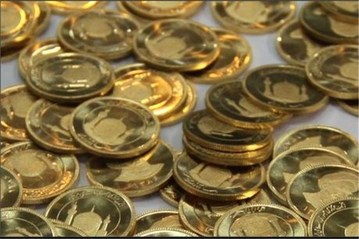 قیمت سکه امروز چند؟ (۱۴۰۰/۶/۲۱)