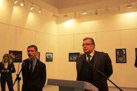 واشنگتن ترور سفیر روسیه در آنکارا را محکوم کرد