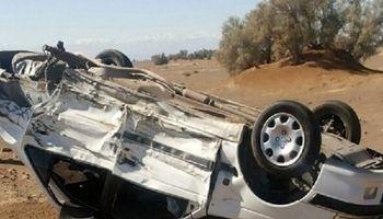 سانحه رانندگی در نمین یک کشته و چهار مصدوم برجای گذاشت