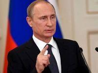 پوتین در نطق پیروزی روسها را به وحدت فراخواند