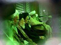 تجدید میثاق رییس و اعضای مجلس خبرگان با آرمانهای امام