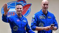 ماموریت بیسابقه دو فضانورد برای تعمیر ایستگاه فضایی