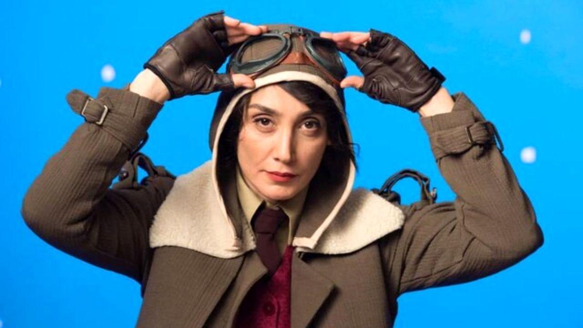 چهره جدید هدیه تهرانی + عکس