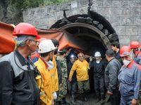 دستیابی به پیکر آخرین معدنچی معدن آزادشهر