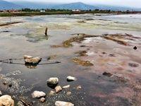 خزر در مسیر خشکسالی