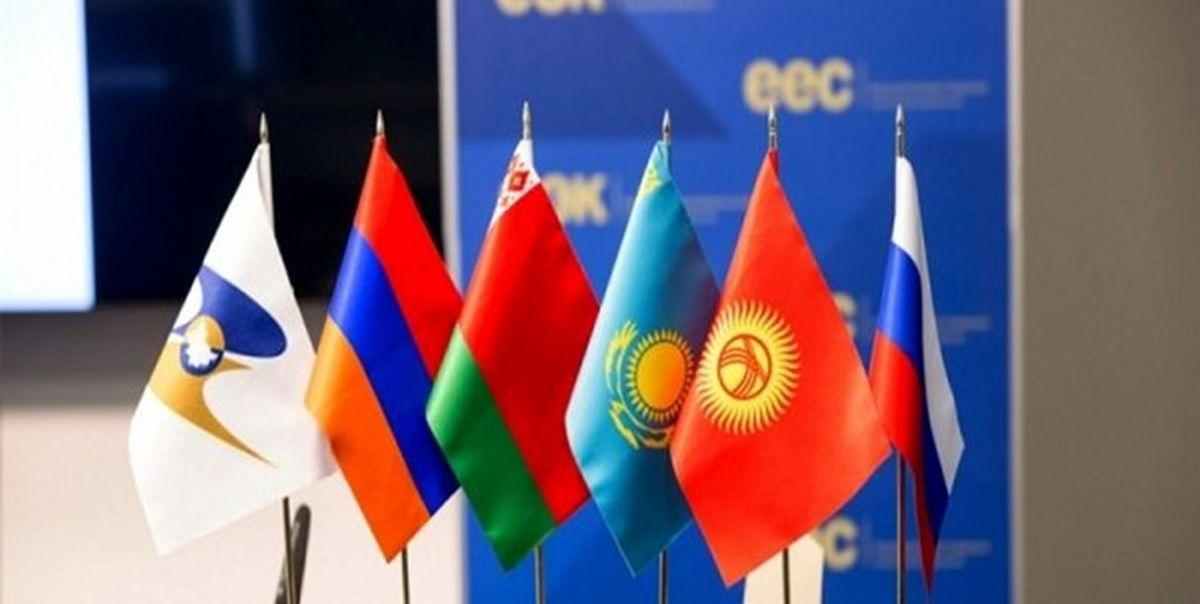رشد ۶۳درصدی صادرات ایران به کشورهای اوراسیا
