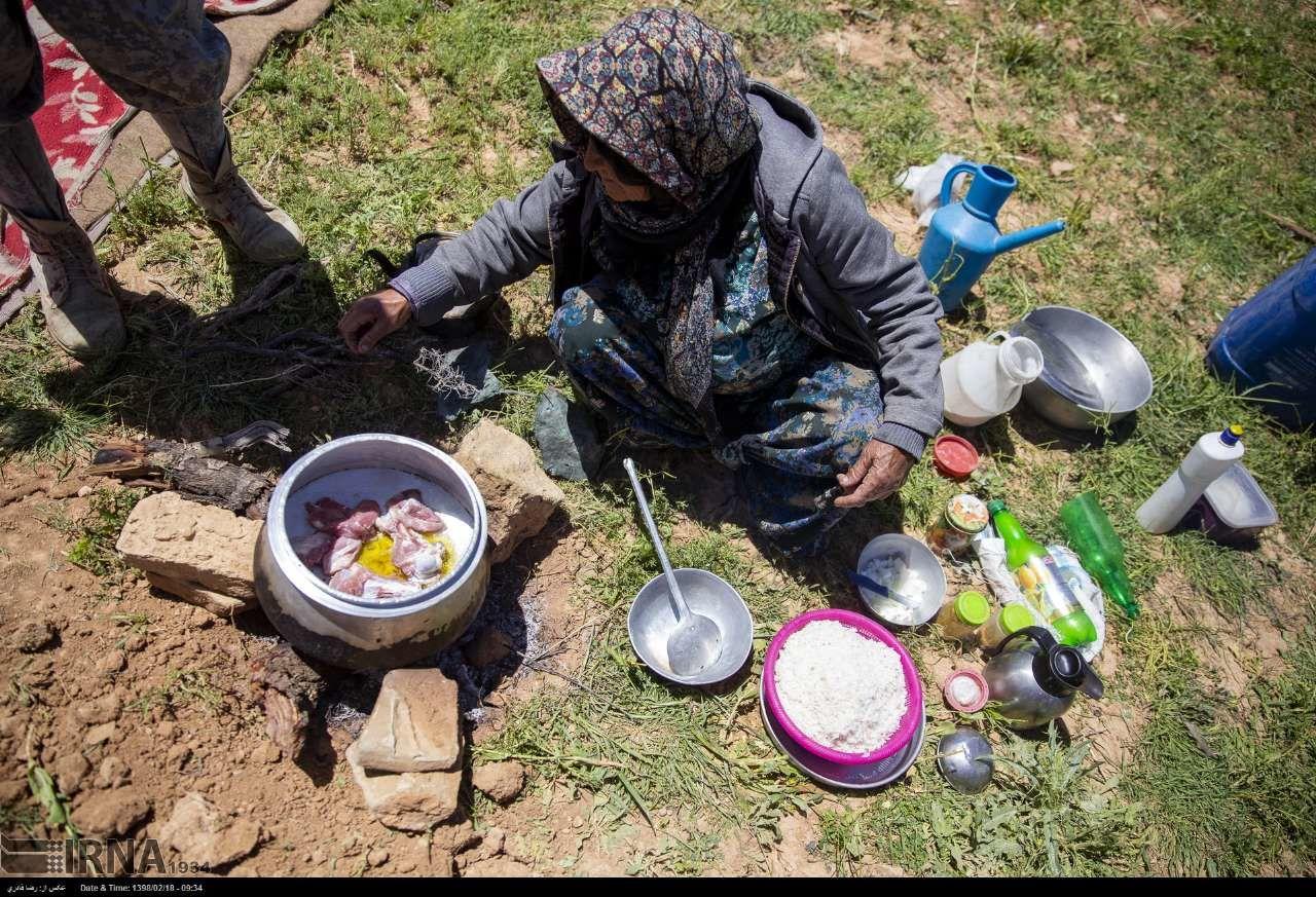 کوچ بهاره عشایر فارس