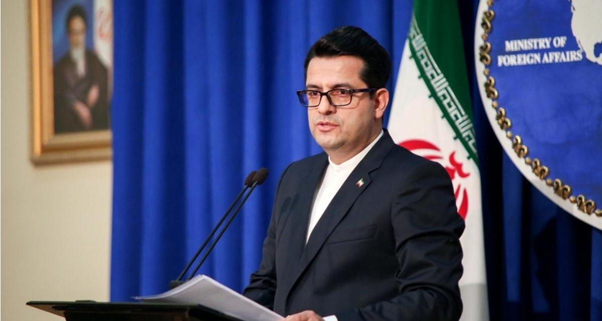 موسوی: هیچ حرکت خصمانهای بدون پاسخ نمیماند