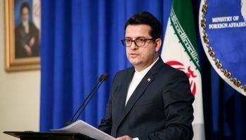 ایران از همه توان خود برای ایجاد گفتگو در منطقه استفاده میکند