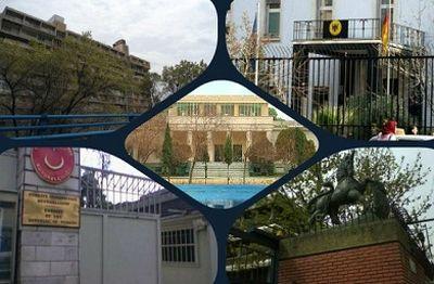 سفارتخانهها و قُرق مناطق لُردنشین تهران!