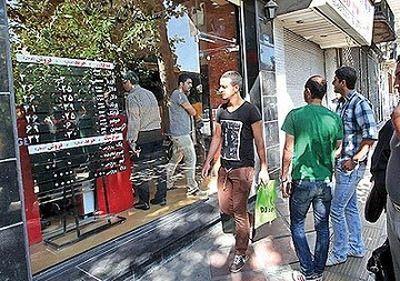 گرگ و میش در بازار ارز تهران