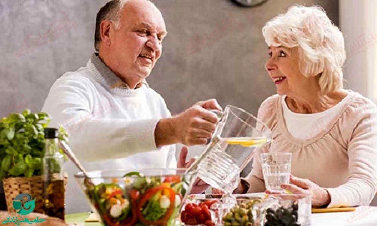 ۴ نکته طلایی در افزایش طول عمر