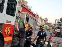 آتش در جان پالایشگاه کهن / جهش 10سنتی قیمت سوخت