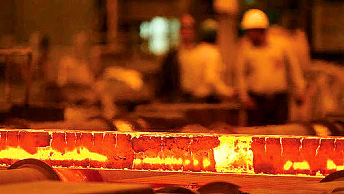سهم ۷۱ درصدی ایران از تولید فولاد غرب آسیا