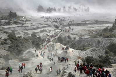 برترین تصاویر خبری هفته گذشته/ 29 تیر
