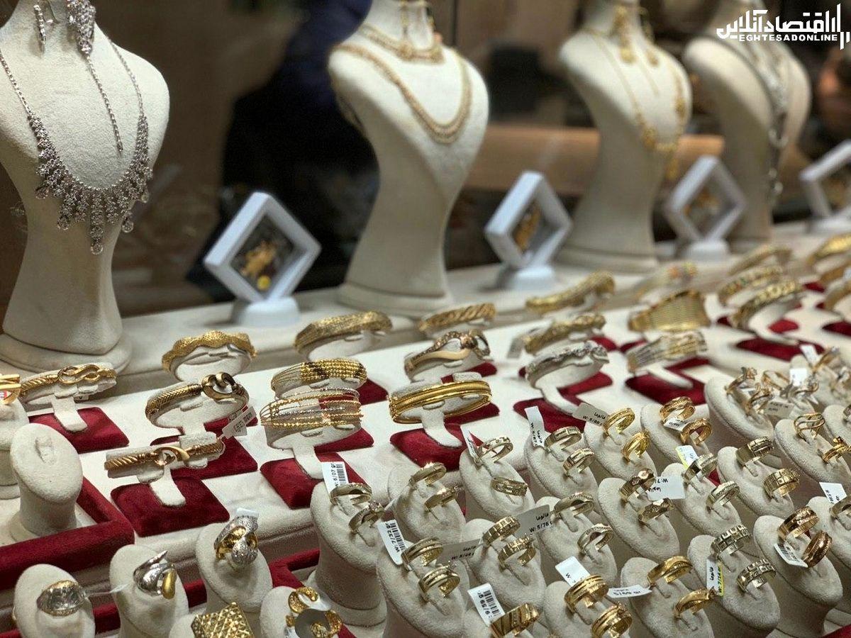 ۱.۷درصد؛ کاهش قیمت طلا