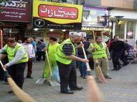 تصویری از آغاز شغل جدید جواد خیابانی در تبریز +عکس