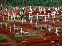 شمار قربانیان کرونا در جهان از ۲۵۰ هزار تن گذشت