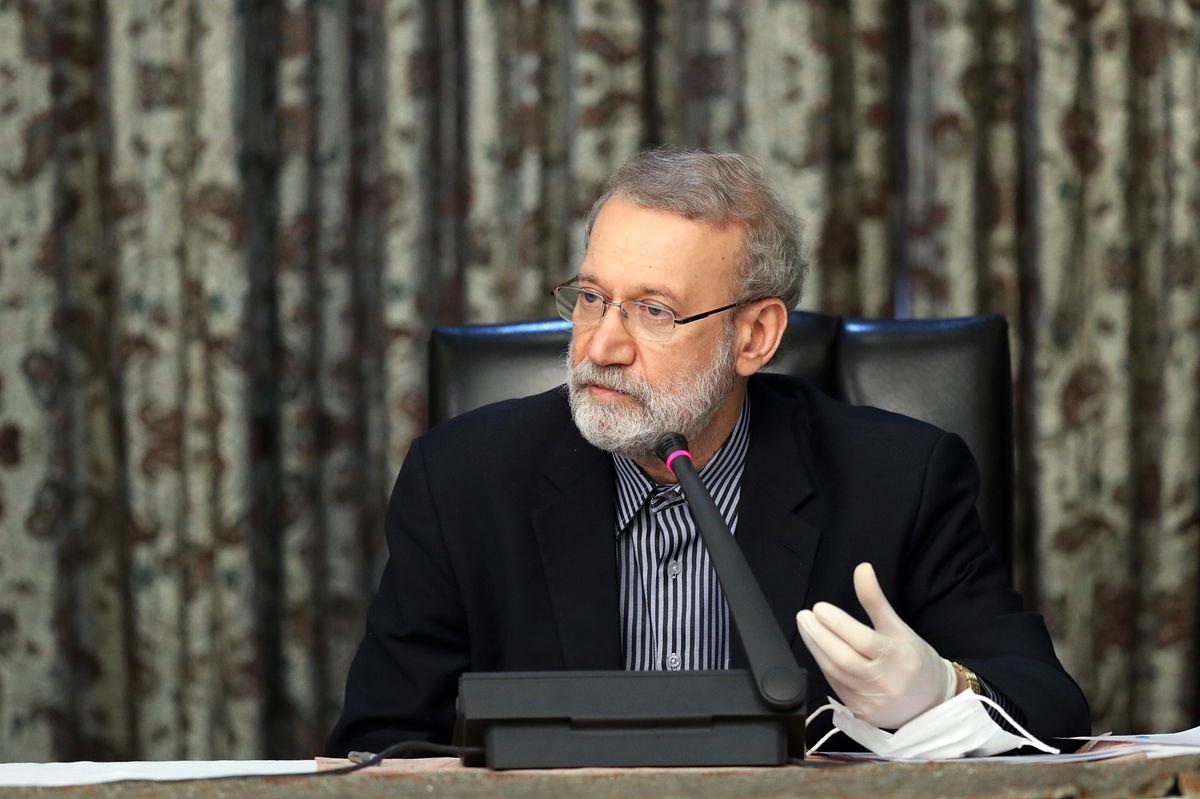 توییت علی لاریجانی پس از ثبت نام در انتخابات